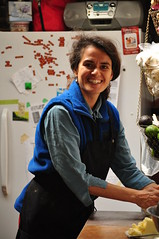 Marisa Jackson chef extraordinaire chez O.U.R. Ecovillage