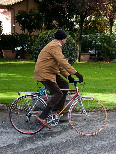 Rome Cycle Chic - Gentleman