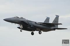 98-0135 - 1365 E226 - USAF - Boeing F-15E Strike Eagle - Lakenheath - 100719 - Steven Gray - IMG_8237