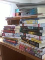 ซื้อหนังสือเข้าห้องสมุดที่ Se-ed สาขาซีคอน ไปทั้งหมด 34 เล่ม สัปดาหน้าเตรียมลงทะเบียนด้วย #BITlib