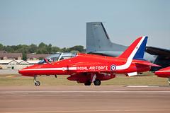 BAe Hawk T1 XX260 (Newdawn images) Tags: airplane aircraft aviation jet airshow bae redarrows riat royalairforce hawkt1 canoneos5dmarkii xx260 raffaiford baehawkt1xx260