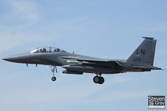 96-0201 - 1331 E211 - USAF - Boeing F-15E Strike Eagle - Lakenheath - 100719 - Steven Gray - IMG_8631