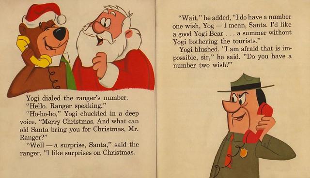 Yogi Bear Helps Santa005