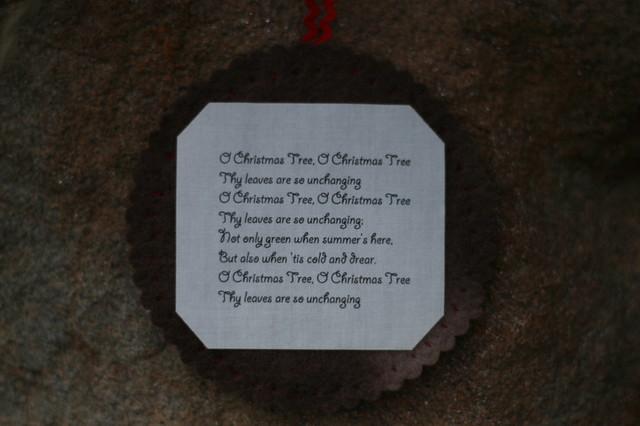 Amanda's ornament