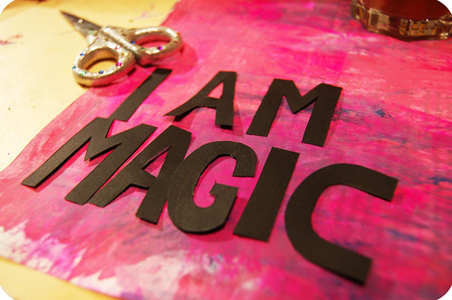 I Am Magic (inspired by 21 secrets)