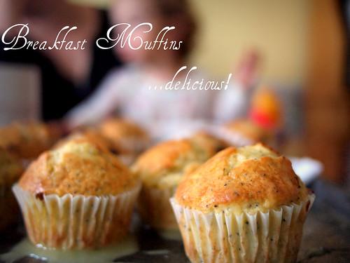 Breakfast Muffins delicious
