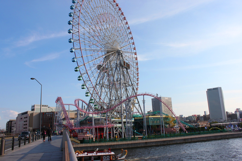 Yokohama Minato Mirai 21 Walking Guide (18)