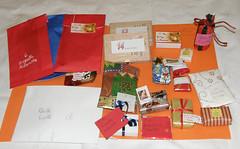 Joulukalenteriswap 2010
