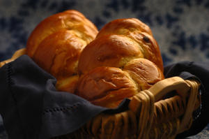 Challah (Photo by Mark DuFrene/Bay Area News Group)