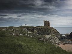 Elie Ruins (fraserwatson2) Tags: ruins fife elie scotland coast coastal path old beach storm outdoors sea seaside walk tourists lumix gx80 gx85