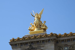 Charles Gumery's L'Harmonie (Harmony) - Palais Garnier - Opéra de Paris (Left wing) (Suresh /R) Tags: paris opera opéra garnier palaisgarnier charles gumery charlesgumery
