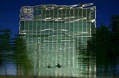 Reflejo zona expo (portalealba) Tags: zaragoza zaragozaparque aragon españa spain reflejos ranillas portalealba pentax pentaxk50 1001nights 1001nightsmagiccity