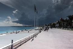 Nice (rmf-67) Tags: nice orage temps plage pluie sony rx100 promenadedesanglais