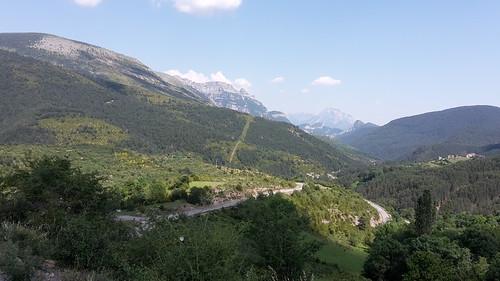 2017-06 Picos en Pyreneeën de bergen van Parque Nacional Ordesa y Monte Perdido (Frans)