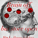 Brain off but store open ! happy holidays