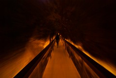Racing to Escape (evantravers) Tags: trip tunnel travel megiddo middleeast cistern armageddon tokinaatx116prodxaf1116mmf28