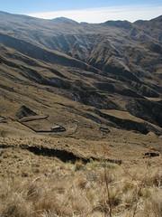 Camino a Valle Colorado