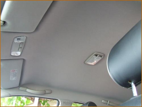 Detallado interior integral Lexus IS200-04