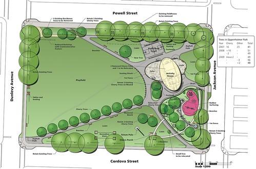 Oppenheimer Park Planning Project