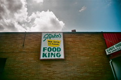 food king (Gigi Elmes) Tags: camera summer usa newyork love film niagarafalls closed awesome plastic pleasure gigielmes slipkosfoodking mysecondfavoriteshotofthetrip