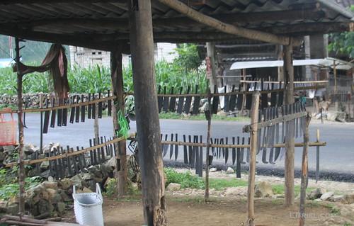 Knife Village, Lai Chau Vietnam