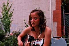 Make Music NY, a performer