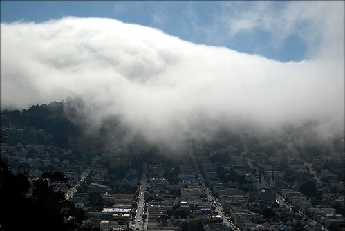 Summer fog  (29 July 10)
