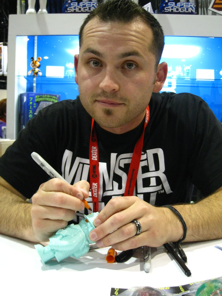 Super 7 at SDCC 2010