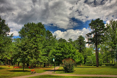 Park in HDR