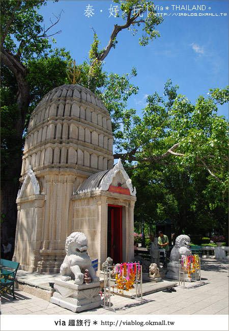 【泰國旅遊】大城之旅|泰皇的渡假聖堂~芭茵夏宮9