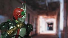 Kamen Rider V3 (freebird) Tags: action olympus v3 figure rider bandai ep2 kamen zd50mm jfigure shfiguarts micro43