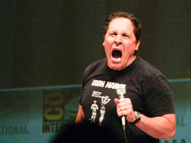 Thumb Jon Favreau anda peleado con Marvel Studios