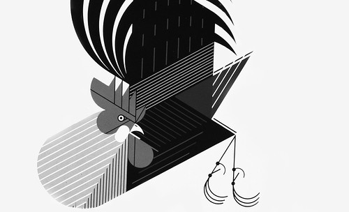 "Charley Harper • <a style=""font-size:0.8em;"" href=""https://www.flickr.com/photos/30735181@N00/4848313946/"" target=""_blank"">View on Flickr</a>"