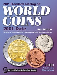 2011 Standard Cataog of World Coins 2001 to Date