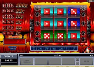 free Fire n Dice slot mini symbol