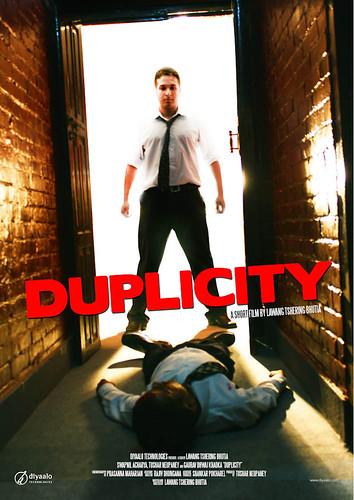 Duplicity by Gaurav Dhwaj Khadka