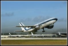 N222EA Eastern Airlines (Bob Garrard) Tags: mia airbus airlines eastern a300 kmia