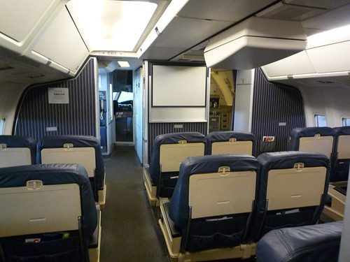 Spirit of Delta First Class