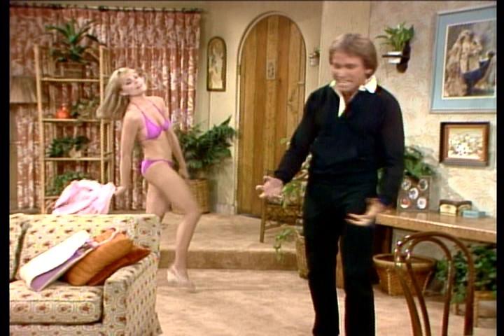 in on threes barnes company bikini a Priscilla