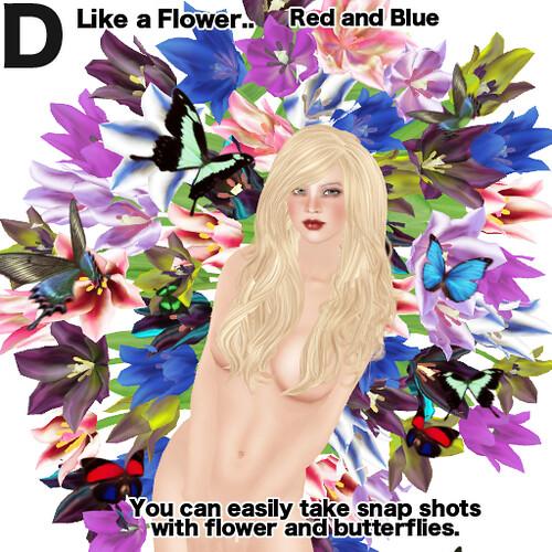 Like a Flower ad