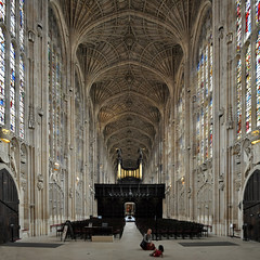 king's college chapel, cambridge 1446-1515. (seier+seier) Tags: wood uk windows cambridge england college church glass arquitetura stone wall architecture fan arquitectura britain great gothic creative style commons chapel screen tudor stained cc organ kings architektur late vault perpendicular renaissance architettura cambridgeshire architectuur gotik kingscollegechapel vaulting fanvault johnwastell seierseier williamvertue reginaldely simonclerk