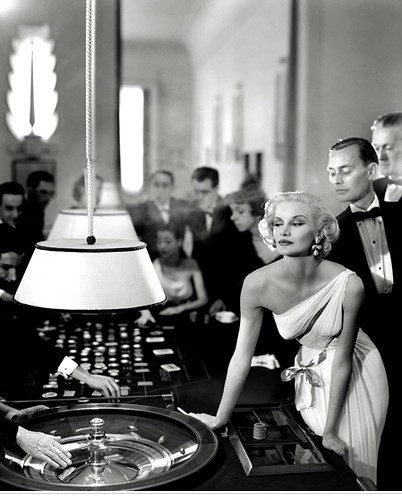 Richard  Avedon Casino