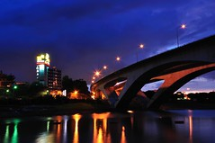 Bitan Bridge (patw.tw) Tags: bridge taiwan   bitan