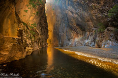 Portitsa Canyon (Kostas Petrakis) Tags: water colors trekking river landscape flow greek photography landscapes canyon greece kostas pindos petrakis northgreece portitsa