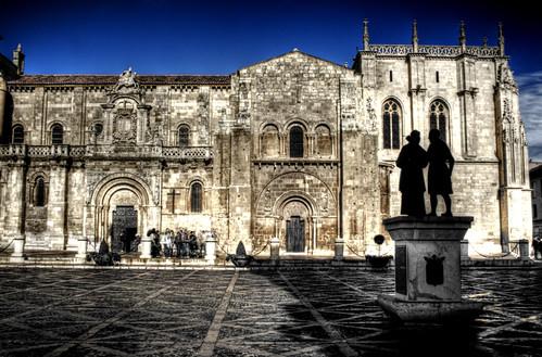 San Isidoro church. Leon. Iglesia de San Isidoro