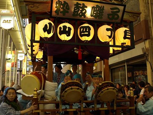 武蔵小山 両社祭 2010