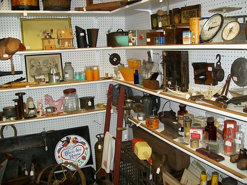 Antique Shopping - Allen MI 005