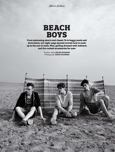 The Observer Magazine June 20 2010 (ATTiCA)