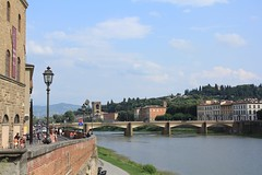 Ponte Alle Grazie (Mikey__S) Tags: italy florence ponte tuscany firenze arno grazie alle canonefs1855mmf3556is