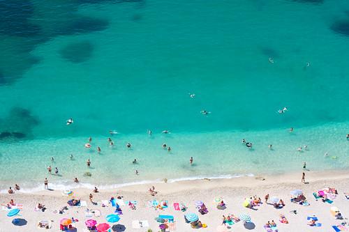 Nice beach, Nice, France
